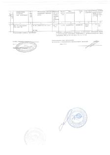 Сертификаты каши Беларусь